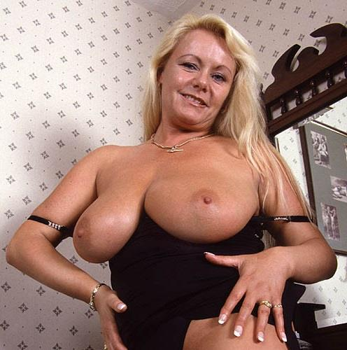 Hot British Granny Looking For Sex